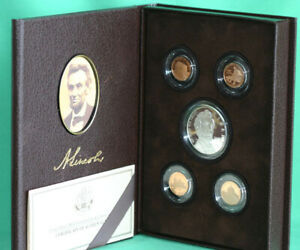 2009 US MINT LINCOLN COIN & CHRONICLES SET NEW IN BOX W/COA  K3