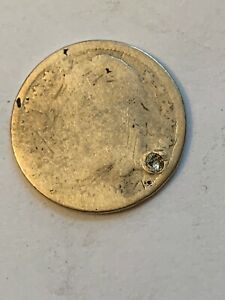 1833 ? CAPPED BUST DIME EXACT COIN