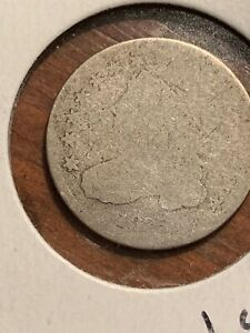 1835 CAPPED BUST DIME