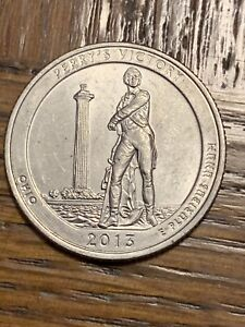 2013 PERRYS VICTORY QUARTER