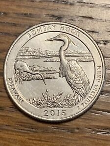 2015 BOMBAY HOOK QUARTER