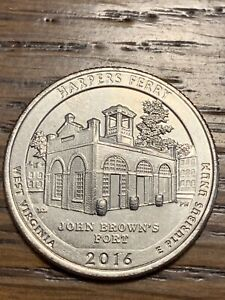 2016 HARPERS FERRY QUARTER