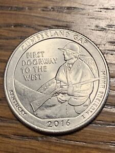 2016 CUMBERLAND GAP QUARTER