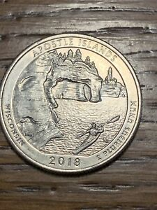 2018 D APOSTLE ISLANDS QUARTER