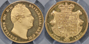 Click now to see the BUY IT NOW Price! GREAT BRITAIN 1830 PROOF SOVEREIGN   PCGS PR63DCAM