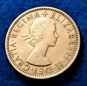 1966 GREAT BRITAIN FLORIN   NICE COIN   SEE PICS