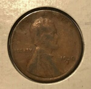 LINCOLN WHEAT PENNY 1930 S