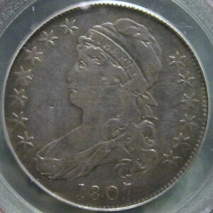 Click now to see the BUY IT NOW Price! 1807 O 114 R3 CAPPED BUST HALF DOLLAR