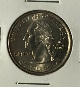 2001 P KENTUCKY STATE QUARTER BU