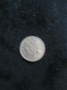 1957  BRITISH    SIX PENCE   COIN