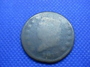 1812 LG DATE CLASSIC HEAD LARGE CENT ONE CENT COIN