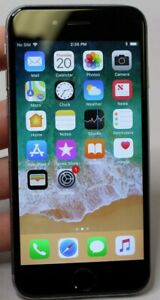 AT&T APPLE IPHONE 6S 32GB MN0M2LL/A 11.3 GREY   CLEAN  READ
