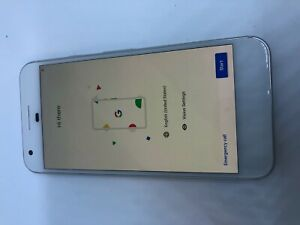 GOOGLE PIXEL   VERIZON WIRELESS   32GB   WHITE   SMARTPHONE   FOR PARTS