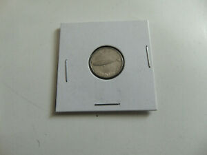 CANADIAN SILVER DIME 1967 MACKERAL COMMERATIVE DIME
