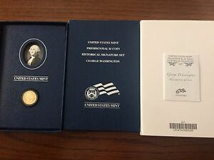 Click now to see the BUY IT NOW Price! 2007 2008 US MINT PRESIDENTIAL $1 COIN HISTORICAL SIGNATURE 8 COIN PROOF SETS