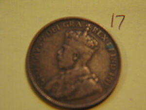 1915 CANADA CANADIAN LARGE CENT COIN  CANADIAN ONE CENT
