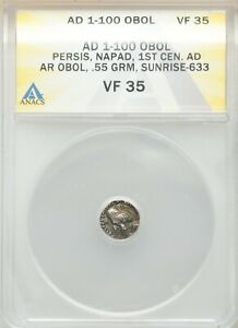 Click now to see the BUY IT NOW Price! GREAT GIFT FOR NOWRUZ  PERSIS KINGDOM. NAPAD  KAPAT  AR HEMIDRACHM ANACS VF 35