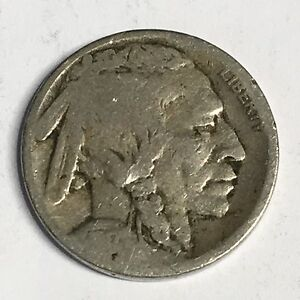 1917 S BUFFALO NICKEL   HIGH QUALITY SCANS D428