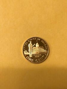 2009 S LINCOLN PENNY PROFESSIONAL LIFE GEM PROOF FROM 4 COIN US MINT SET