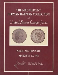 STACK'S: HERMAN HALPERN COLLECTION OF U.S. LARGE CENTS