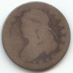 1815 CAPPED BUST QUARTER FIRST YEAR AG