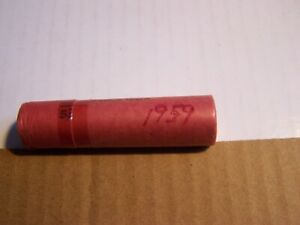 1959 ROLL OF LINCOLN MEMORIALS UNCIRCULATED