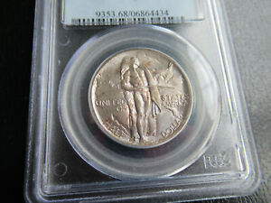 Click now to see the BUY IT NOW Price! 1939 D 50C OREGON COMMEMORATIVE 50C  PCGS MS68