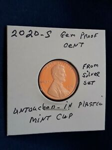 2020 S GEM PROOF LINCOLN CENT