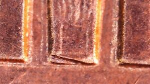 Click now to see the BUY IT NOW Price! 1969 S LINCOLN CENT   BU   DOUBLED DIE REVERSE DDR    DDR 004
