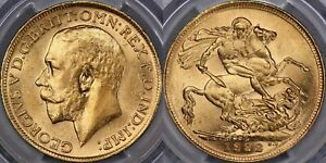 Click now to see the BUY IT NOW Price! 1922 SYDNEY SOVEREIGN   PCGS MS62