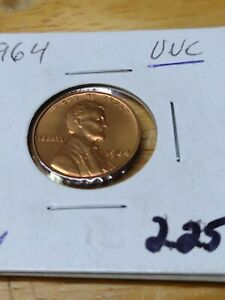 1964  LINCOLN MEMORIAL CENT