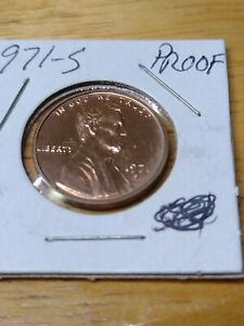 1970 S PROOF LINCOLN CENT  PRICED RIGHT SHIPPED FREE