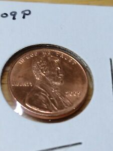 2009 P&D UNCIRCULATED LINCOLN BICENTENNIAL CENT PENNY SET   EARLY CHILDHOOD