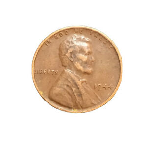 1944 P WHEAT CENT PENNY CIRCULATED 2118 SHIPS FREE