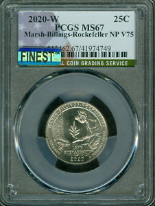Click now to see the BUY IT NOW Price! 2020 W ROCKEFELLER FLAG QUARTER PCGS MS67 PQ MAC FINEST & SPOTLESS POP 14 .