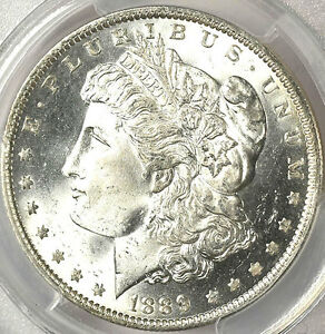 Click now to see the BUY IT NOW Price! 1889 O $1 MS65 PCGS BLAST WHITE & PQ   ONLY 27 IN HIGHER  MORGAN DOLLAR