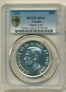 Click now to see the BUY IT NOW Price! 1947 ML SP64 $1  PCGS