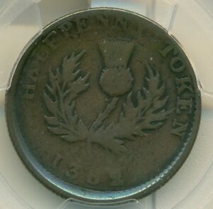 Click now to see the BUY IT NOW Price! 1382 NS 1/2D NS 3B PCGS VG10