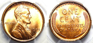 Click now to see the BUY IT NOW Price! 1909 S VDB PCGS MS66 RD  LINCOLN WHEAT//