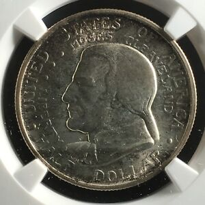 Click now to see the BUY IT NOW Price! 1936 50C CLEVELAND COMMEMORATIVE HALF NGC MS67     4468275 002C