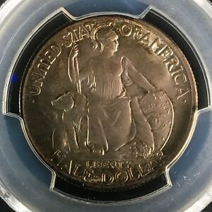 Click now to see the BUY IT NOW Price! 1936 D 50C SAN DIEGO COMMEMORATIVE HALF PCGS MS67       25673944C