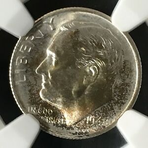 Click now to see the BUY IT NOW Price! 1948 S 10C FB ROOSEVELT DIME NGC  MS68FT        4661453 011