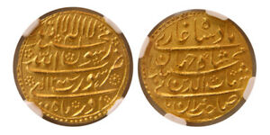 Click now to see the BUY IT NOW Price! PCW I1569 INDIA MUGHAL EMPIRE. SHAH JAHAN. 1628 1658. GOLD MOHUR. NGC MS 64.