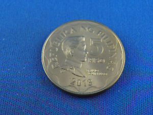 PHILIPPINES 5 PISO 2013    A15/135I