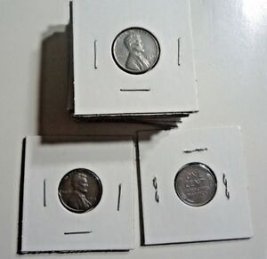 1 1943 P LINCOLN STEEL WHEAT CENT PENNY 1 PENNY 56