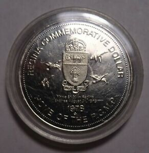 1978 REGINA COMMEMORATIVE DOLLAR TOKEN COIN