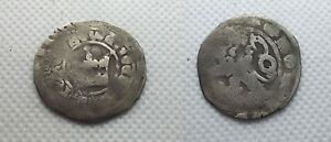 EUROPIAN MEDIEVAL ERA CENTRAL EUROPE SILVER COIN GROSCHEN GROSZ GRO  0374