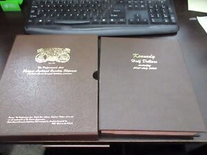 Click now to see the BUY IT NOW Price! DANSCO KENNEDY HALF DOLLARS INC PROOF ONLY ISSUES ALBUM  126 COINS 1964   2005