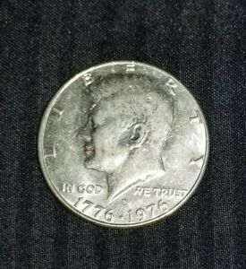1776 1976 KENNEDY HALF DOLLAR ERROR COIN
