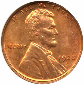 Click now to see the BUY IT NOW Price! 1928 S 1C MS65RD NGC   LINCOLN WHEAT CENT PENNY